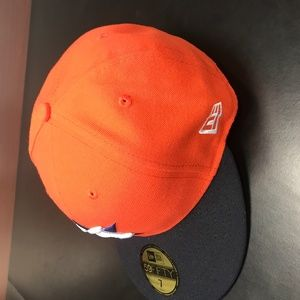 Houston Astros Fitted Hat
